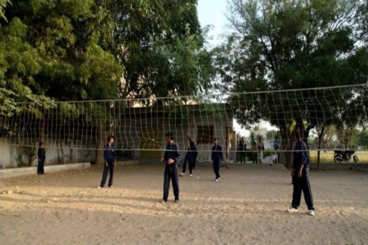 Saraswati Senior Secondary School-Sports
