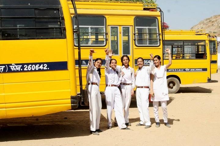 Saraswati Senior Secondary School-Transport