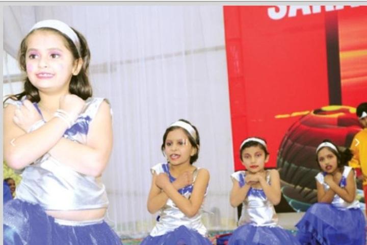 Saraswati Shiksha Sansthan High School-Annual Day Celebrations
