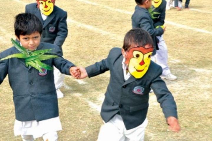 Saraswati Shiksha Sansthan High School-Childrens Activities