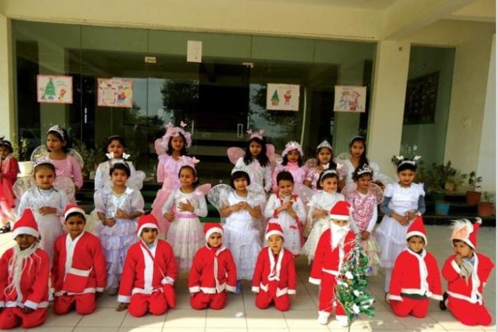 Saraswati Shiksha Sansthan High School-Christmas Celebrations