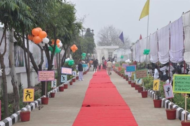 Saraswati Shiksha Sansthan High School-Independence Day