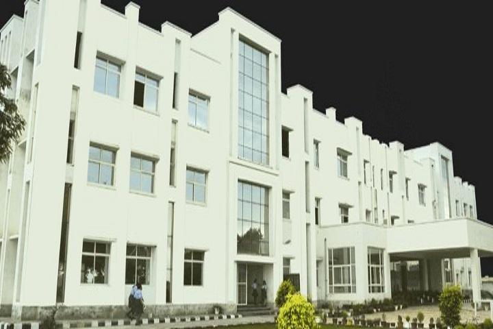 Saraswati Shiksha Sansthan High School-School Building