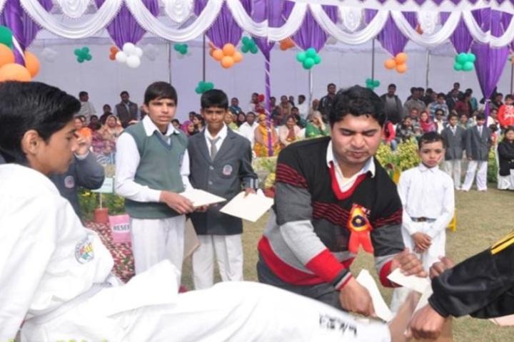 Saraswati Shiksha Sansthan High School-Sports