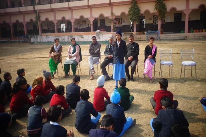 Saraswati Vidya Mandir-Story Telling Competition