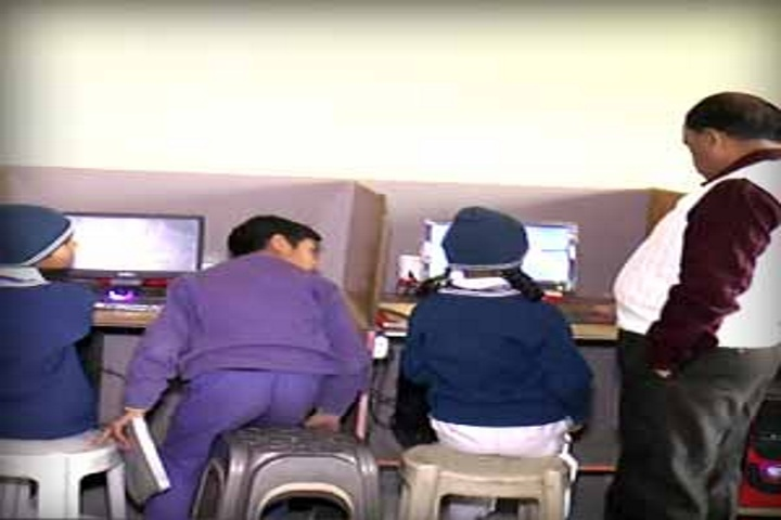 Saraswati Vidya Mandir High School-Computer Lab