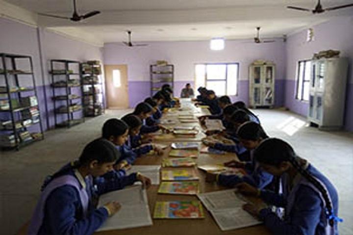 Saraswati Vidya Mandir High School-Library