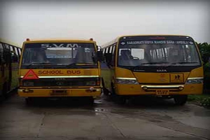 Saraswati Vidya Mandir High School-Transport