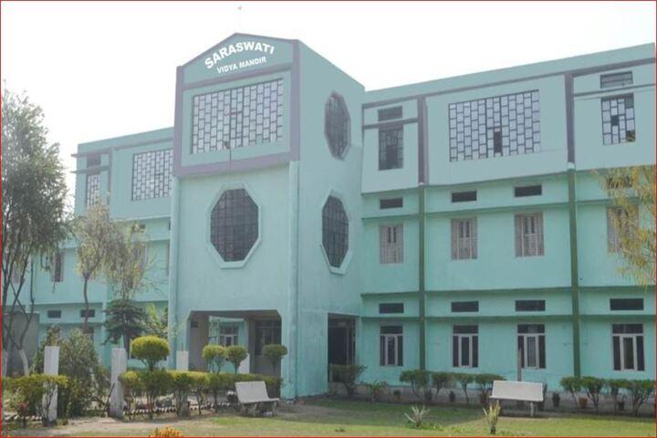 Saraswati Vidya Mandir Senior Secondary School-Building