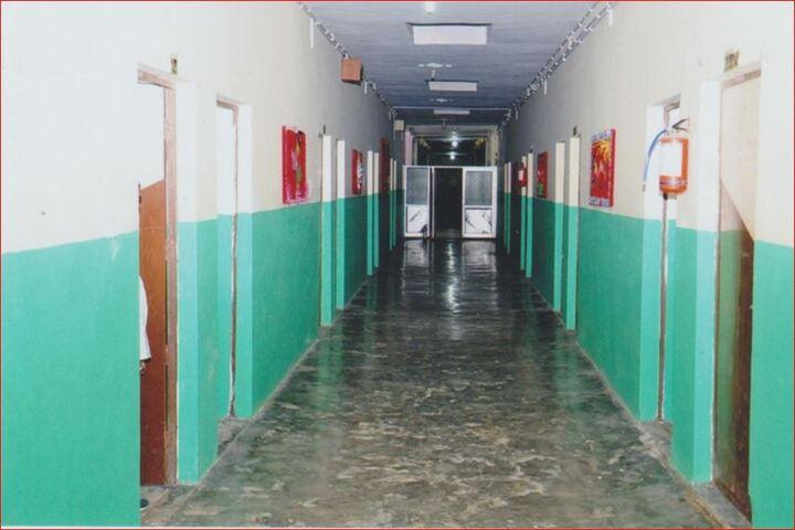 Saraswati Vidya Mandir Senior Secondary School-Corridors
