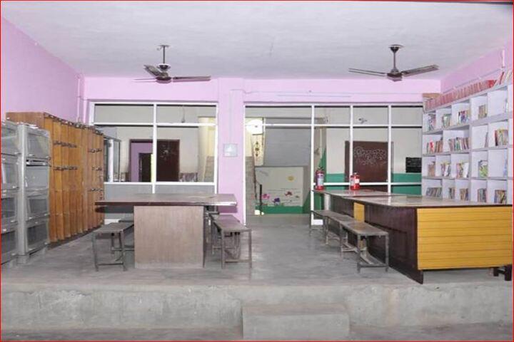 Saraswati Vidya Mandir Senior Secondary School-Library