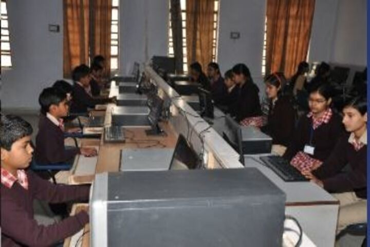 Saraswati Vidya Mandir Senior Secondary School-Computer Lab