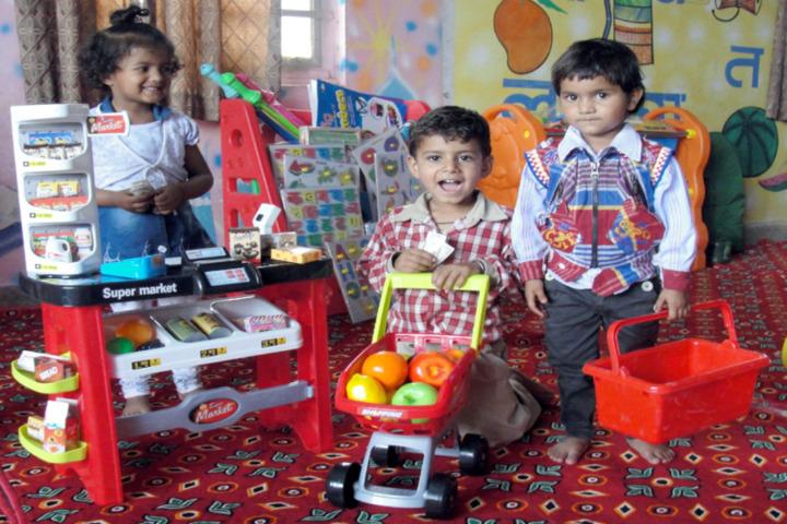 Saraswati Vidya Mandir Senior Secondary School-Play Room