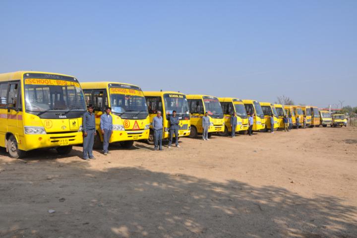 Saraswati Vidya Mandir Senior Secondary School-Transport