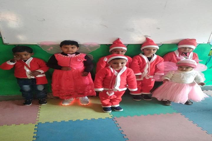 Saraswati Vidya Niketan Senior Secondary School-Christmas Celebrations