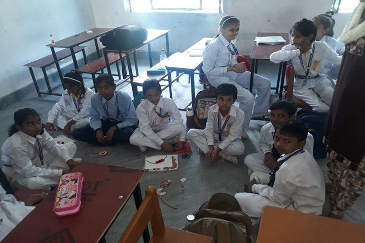 Saraswati Vidya Niketan Senior Secondary School-Classroom Activity
