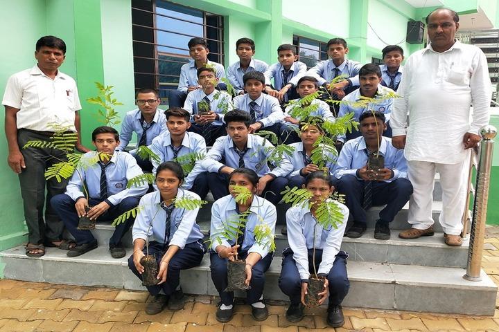 Saraswati Vidya Niketan Senior Secondary School-Environment Day