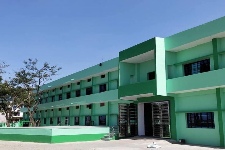 Saraswati Vidya Niketan Senior Secondary School-School Building