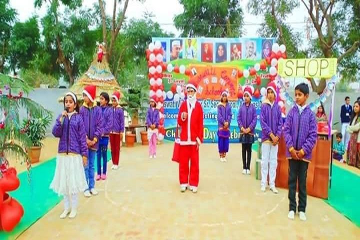 Saraswati Vidya Vihar Senior Secondary School-Christmas Celebrations