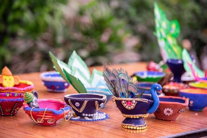 Saraswati Vidya Vihar Senior Secondary School-Diwali Celebrations