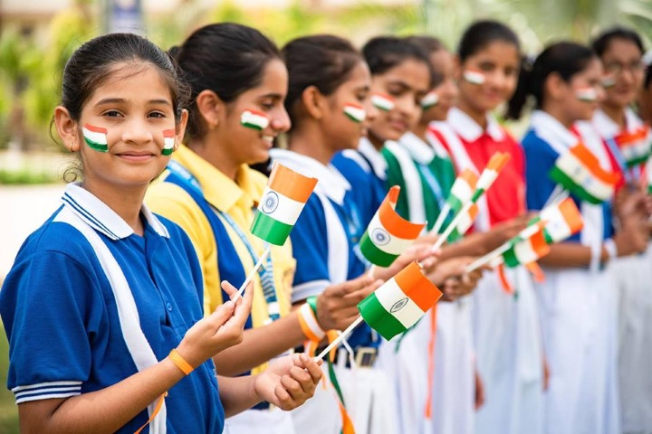 Saraswati Vidya Vihar Senior Secondary School-Independence Day
