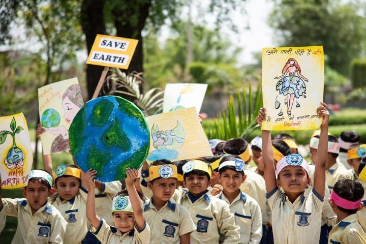 Saraswati Vidya Vihar Senior Secondary School-Rally On Save Earth