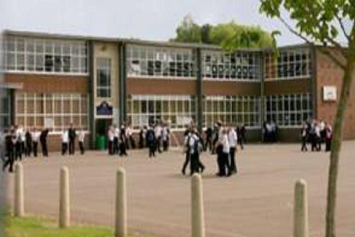 Sarv Hind Public School-School Building
