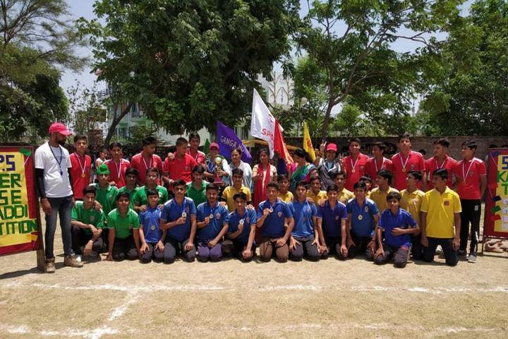 Sarv Vidya Public School-Sports