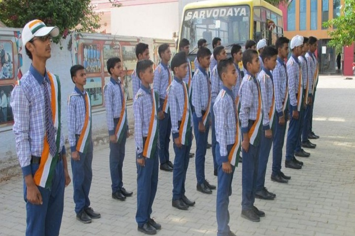 Sarvodaya Shiksha Sadan-Independence Day