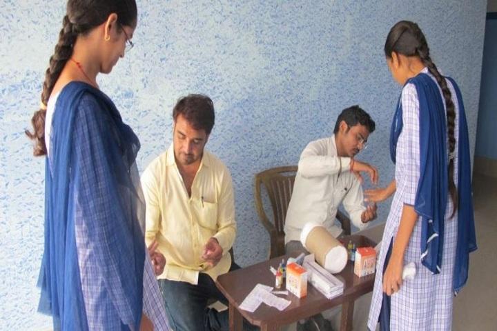Sarvodaya Shiksha Sadan-Medical Checkup