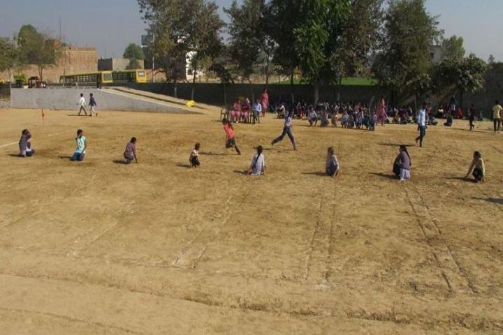 Sarvodaya Shiksha Sadan-Playground