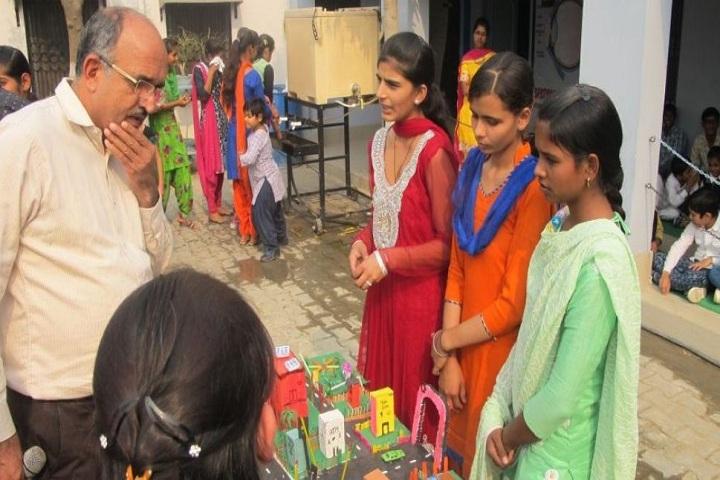 Sarvodaya Shiksha Sadan-Science Exhibition