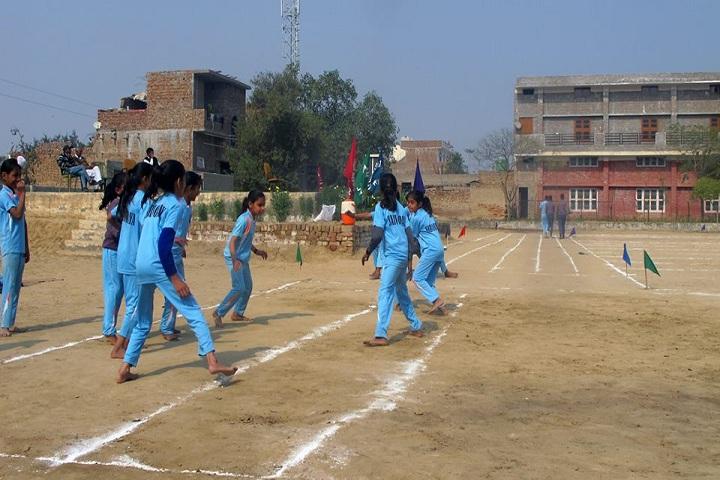 Sarvodaya Shiksha Sadan-Sports