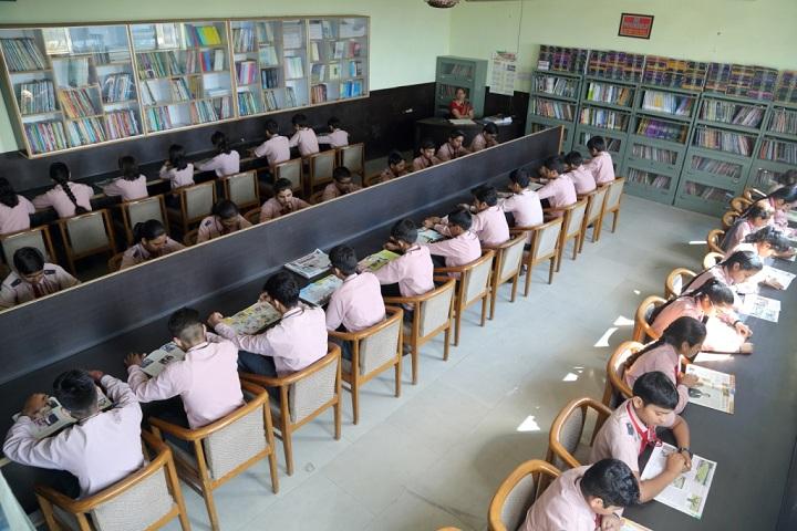 Sarvodya School Of Science-Library