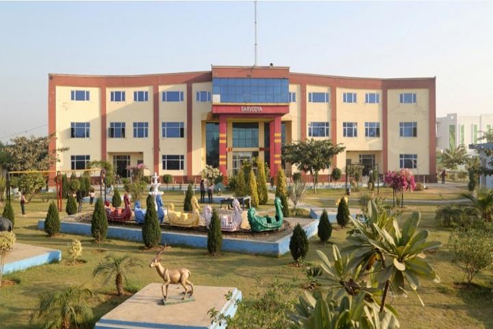 Sarvodya School Of Science-School View