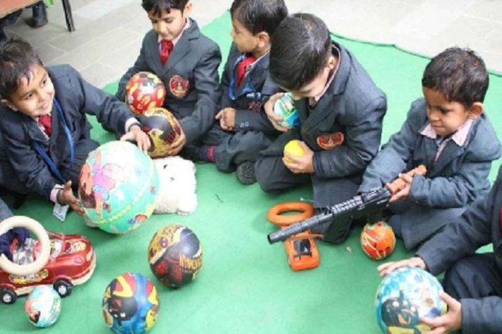 Sarvodya School Of Science-Kids