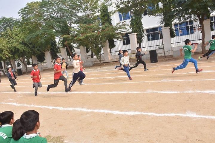 Sarvodya School Of Science-Sports