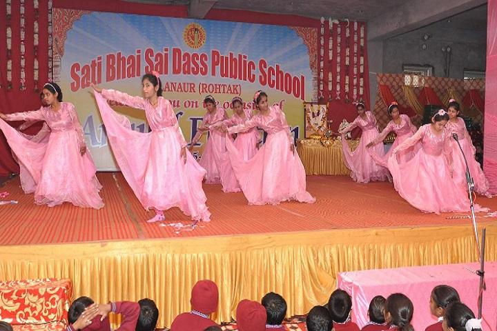 Sati Bhai Sai Dass Public School-Annual Day Celebration