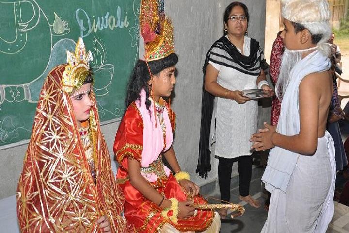 Sati Bhai Sai Dass Public School-Drama
