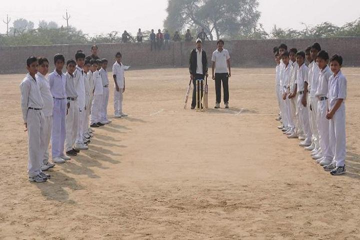 Sati Bhai Sai Dass Public School-PlayGround
