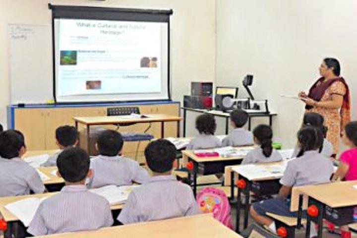 Sati Bhai Sai Dass Public School-Smart Classrooms