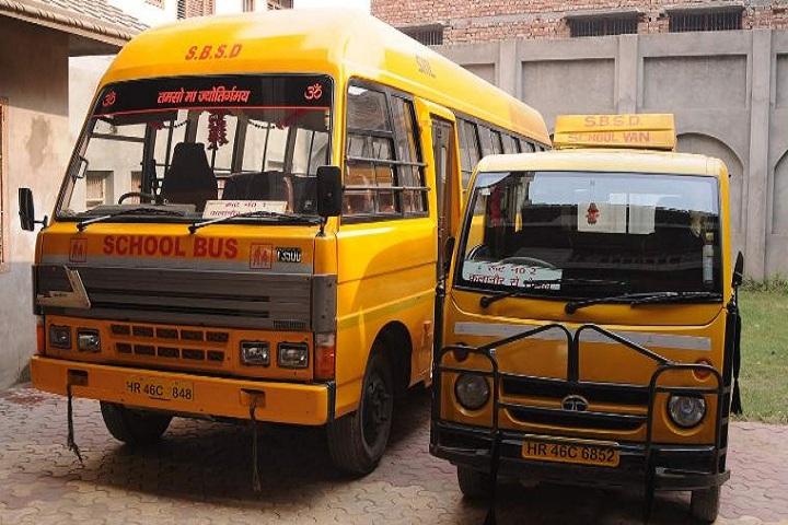 Sati Bhai Sai Dass Public School-Transport