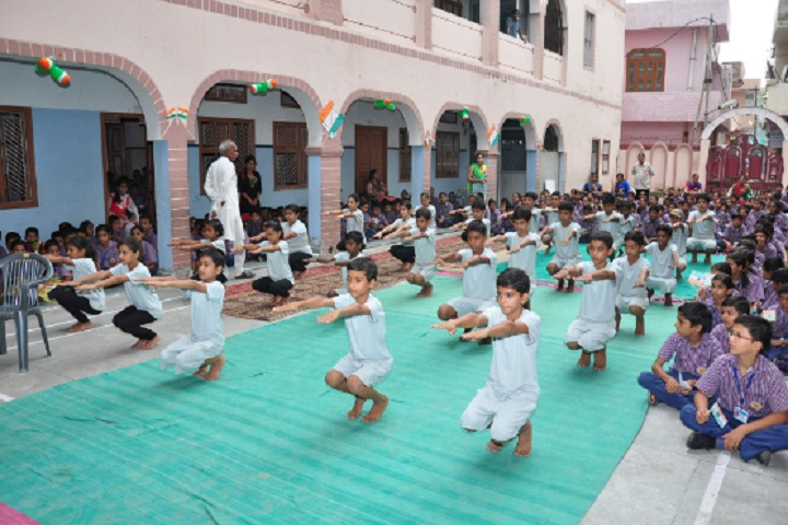 Sati Bhai Sai Dass Public School-Yoga