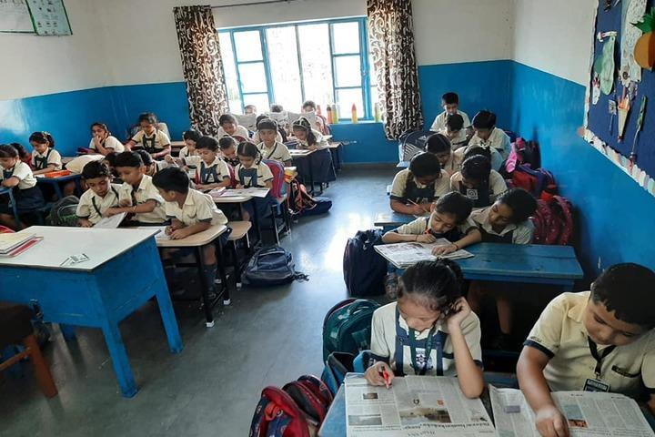 Satluj Public School-Classroom