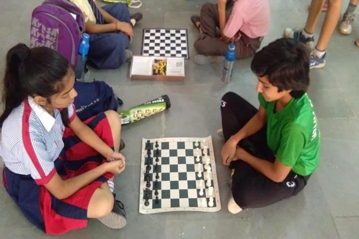 Satluj Public School-Indoor Games