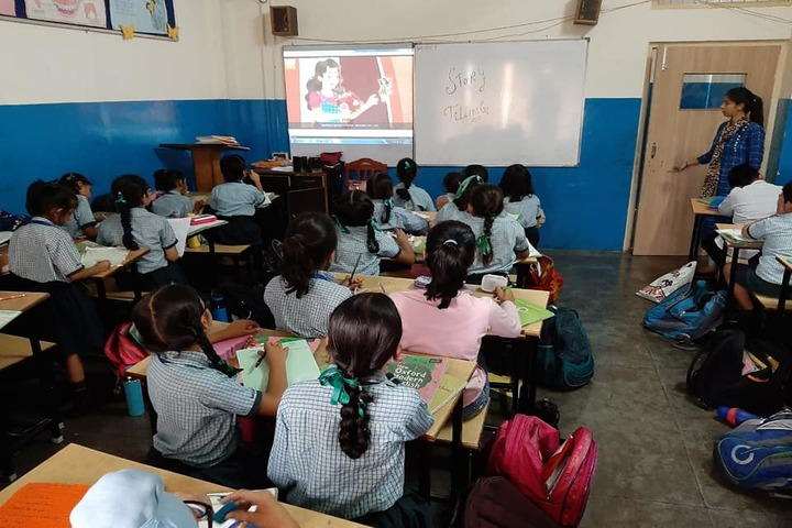 Satluj Public School-Smart Class