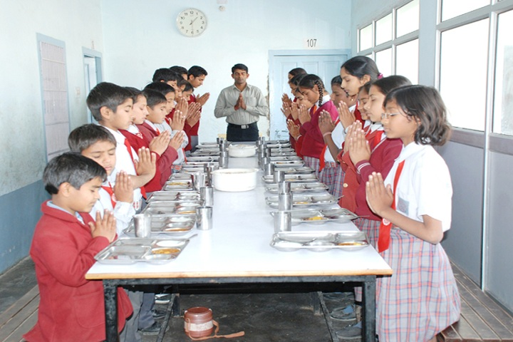 Satluj Public School-Dining Room