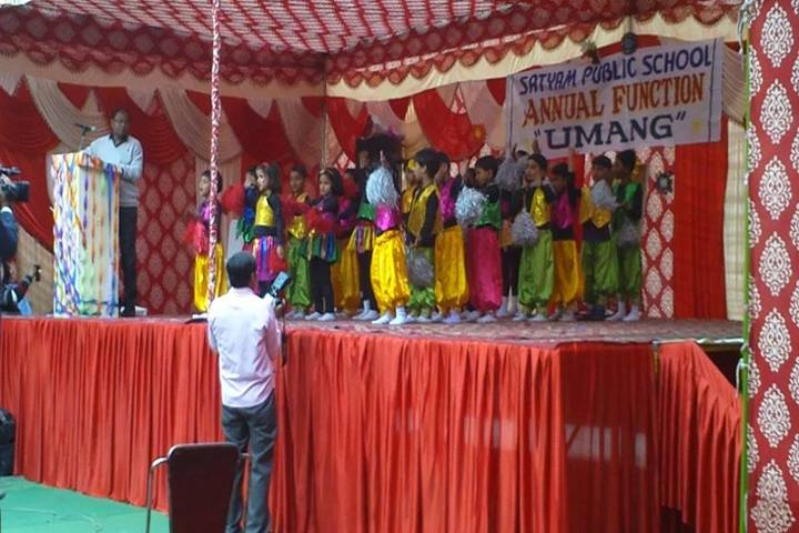 Satyam Modern Public School-Annual Function