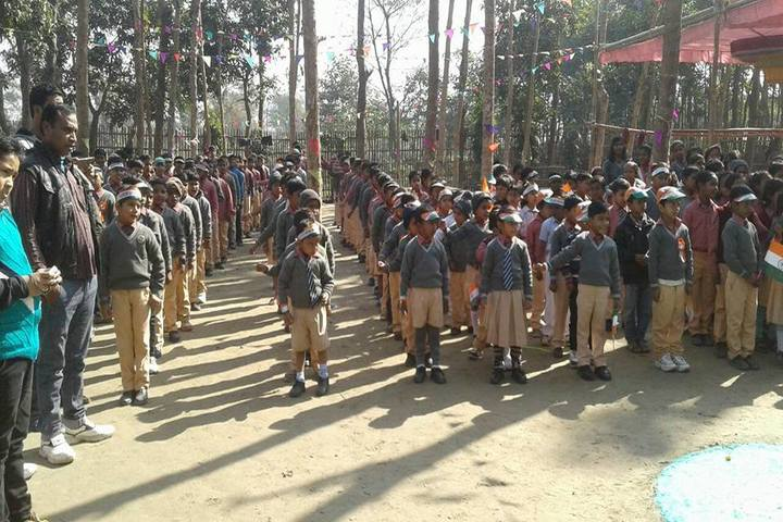 Satyam Modern Public School-Morning Assembly