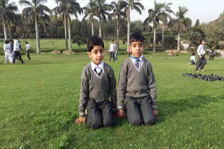 Satyam Modern Public School-PlayGround